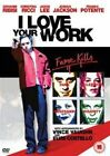 I Love Your Work 5706152395326 With Giovanni Ribisi DVD Region 2
