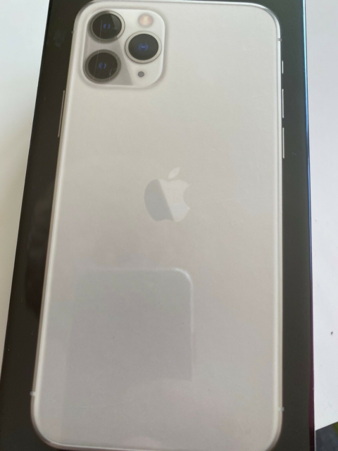 iPhone 11 Pro, 256 GB, aluminium, Perfekt, Helt ny iPhone…