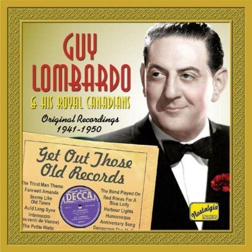 1 of 1 - Guy Lombardo - Guy Lombardo & His Royal Canadians [New CD] Germany - Import