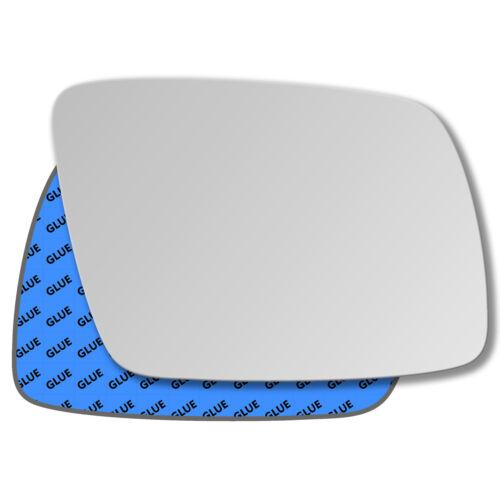 Außenspiegel Spiegelglas Konvex Rechts Fiat Freemont 2011-2017 433RS