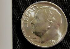 Full Bands 1964 P BU Roosevelt Dime Choice Blast White 90/% Silver 10/% off 5+