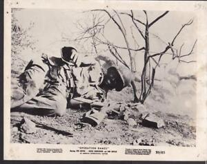 Details about Chuck Henderson in Operation Dames 1959 vintage movie photo  34904