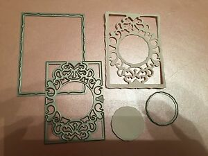 TONIC STUDIOS CHRISTMAS INSERT CUTTING AND EMBOSSING DIE LOT 6 - <span itemprop=availableAtOrFrom>Leeds, West Yorkshire, United Kingdom</span> - Returns acceptable on faulty goods. - Leeds, West Yorkshire, United Kingdom