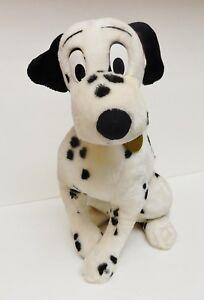 VTG-Disney-Park-101-Dalmatians-PONGO-Dog-Plush-Stuffed-Toy-15-034-Neck-Tush-Tag