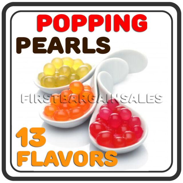 Bursting Popping Boba Juice Balls 6
