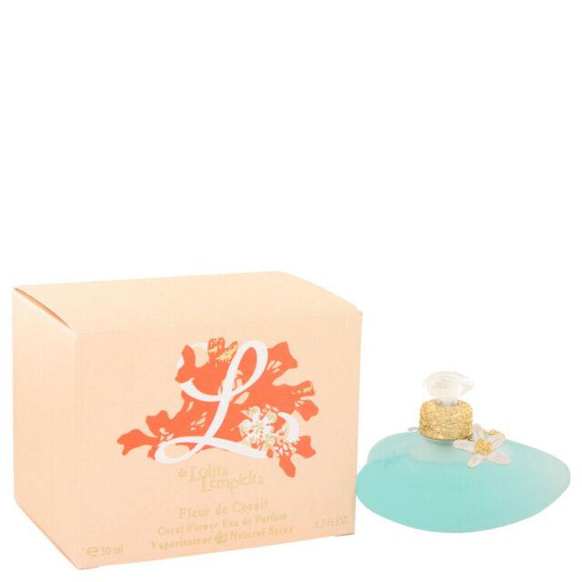 L de Lolita Lempicka Fleur De Corail 50ml EDP Spray Sealed Genuine Perfume Rare
