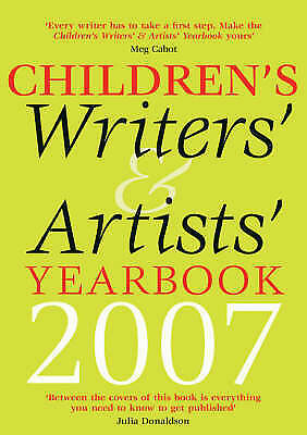 1 of 1 - The Children's Writers' and Artists' Yearbook 2007, , New Book