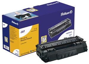 Pelikan Toner 1207 SR Comp. a Q7553A HP LaserJet P2015 P2015D P2015D black