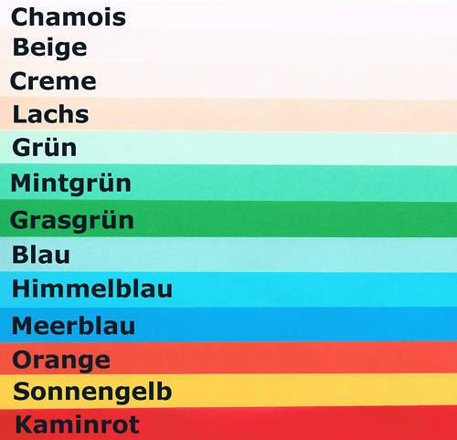 25 Blatt farbiges buntes Kopierpapier 80g//m² DIN A4 grasgrün