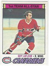 1977-78 OPC HOCKEY #200 GUY LAFLEUR - NEAR MINT-