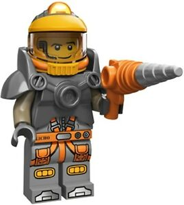 LEGO Minifigures Series 12 Space Miner Minifig