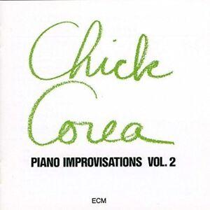 CHICK-COREA-CHICK-COREA-SOLO-VOL-2-JAPAN-SHM-CD