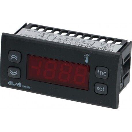 TERMOMETRO DIGITALE ELIWELL EM300 PTC 3394331