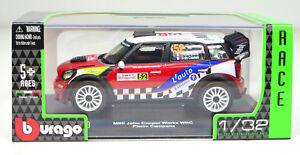 MINI-John-Cooper-OPERE-WRC-52-John-CAMPANA-scala-1-3-2-VON-BBURAGO