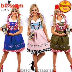 K3-Oktoberfest-Costume-Bavarian-German-Heidi-Dirdnl-Leiderhosen-Beer-Wench-Maid