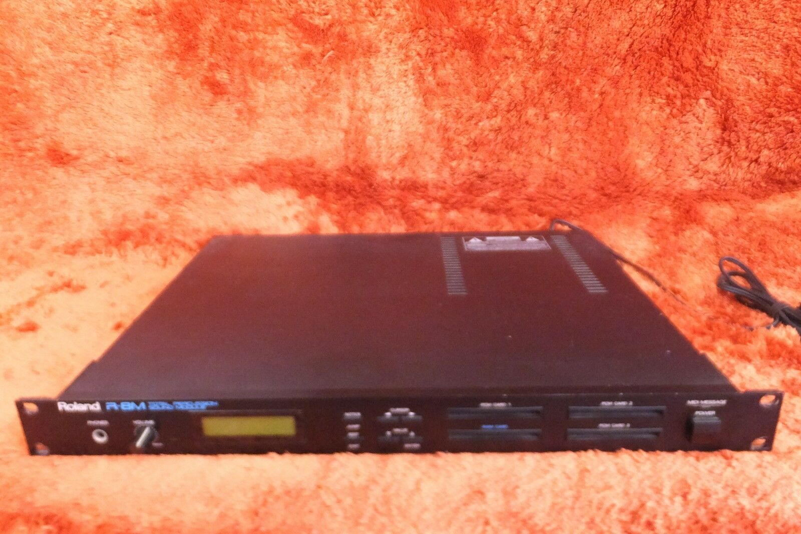 USED Roland R-8M Total Percussion Module Rack ZB25520 180525