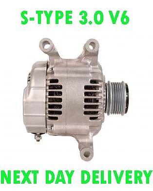 JAGUAR S-TYPE 3.0 V6 1999 2000 2001 2002 2003 2004 2005 > 2007 RMFD ALTERNATOR