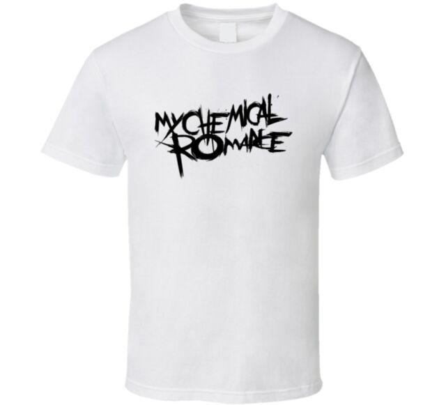Inspired MY CHEMICAL ROMANCE T SHIRT TOP TEE MUSIC BAND ROCK PUNK TOUR CONCERT