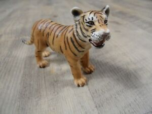 Toys & Hobbies 2019 Fashion Schleich Tiger 14317 Top Sok118 To Win Warm Praise From Customers