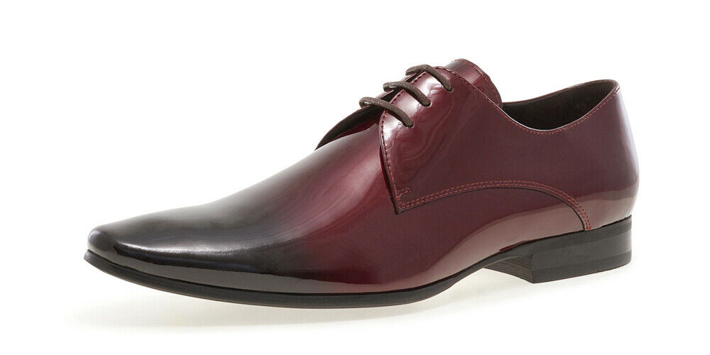 Jump Newyork Needle Gradient Leather Upper Formal/Oxford/Dress Shoes for Men