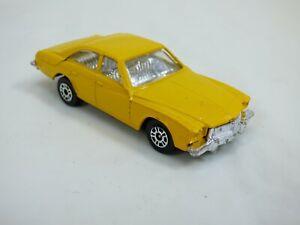 VINTAGE-CORGI-JUNIORS-Buick-Regal-Giallo-Diecast-Auto-giocattolo-da-collezione-ESTATE-3-034