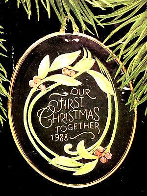 HALLMARK KEEPSAKE ORNAMENT ~ CYMBALS OF CHRISTMAS ~ 1988 *NEW