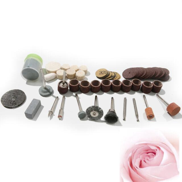 Rotary Tool Accessory Set - Fits Dremel Multi Purpose Kit Grinding Parts