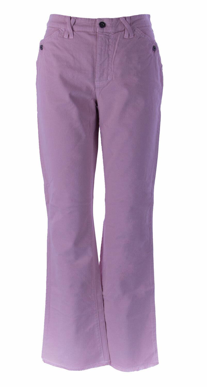 Gant Damen Rosa Twill Stretch Stiefel Cut Jeans 427203 Neu