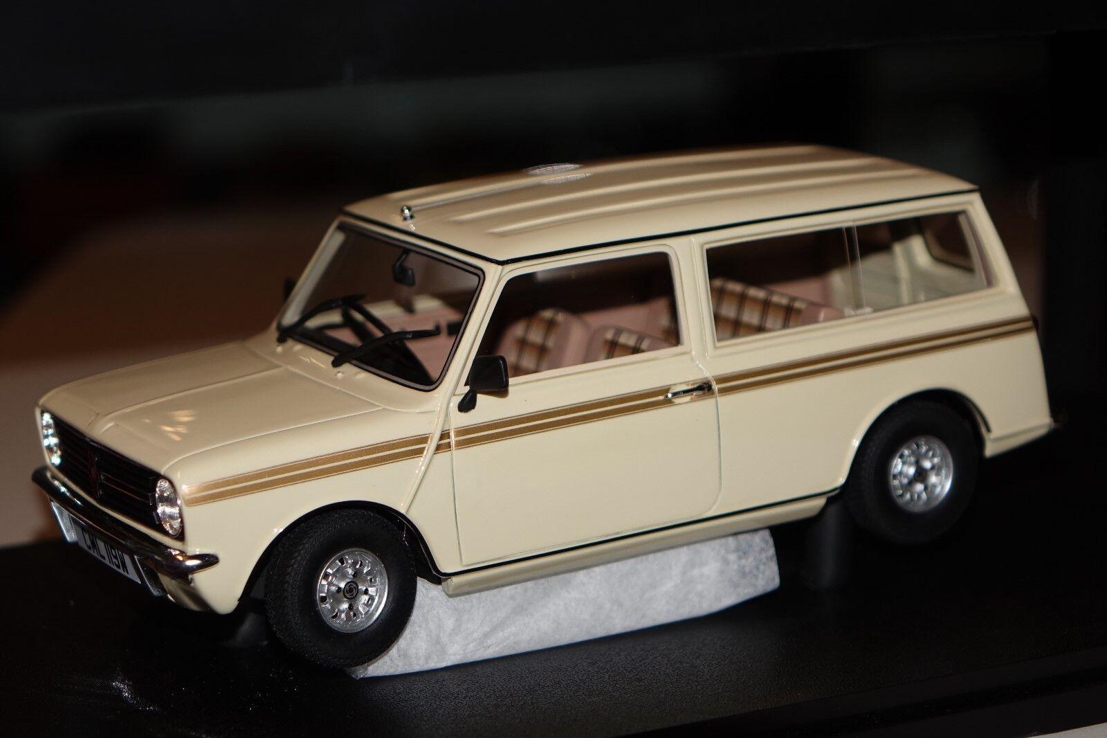 mejor opcion Mini Mini Mini Clubman Estate crema 1 18 Cult scale 018-2 nuevo & OVP  Envío y cambio gratis.