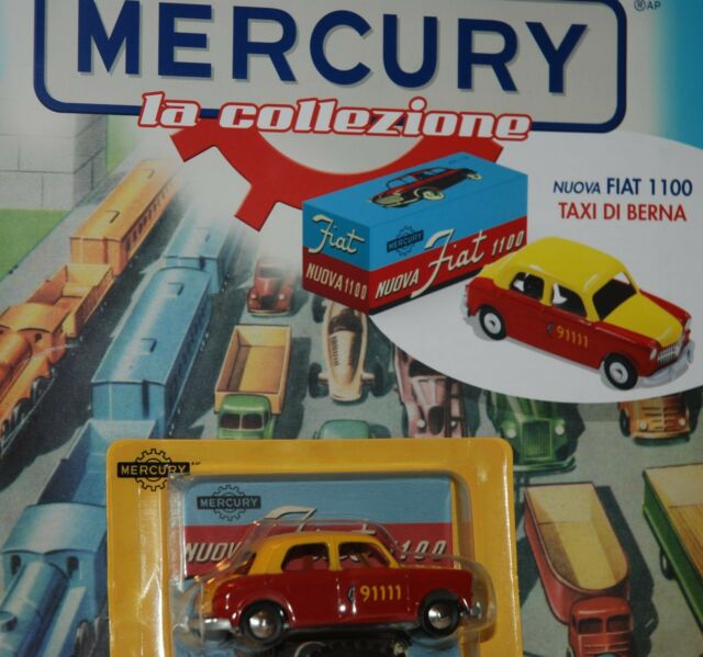 1/48 Mercury Collection Fiat 1100 Taxi