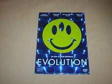 ( DVD ) EVOLUTION. VAN REITMAN. DIGIPACK. OTTIME CONDIZIONI.