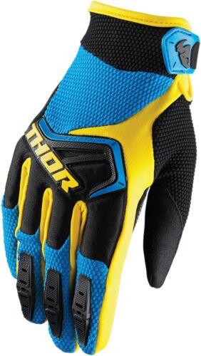 Thor MX Spectrum S8 Gloves Adult Sizes Motocross Motorcycle BMX MTB ATV Off Road