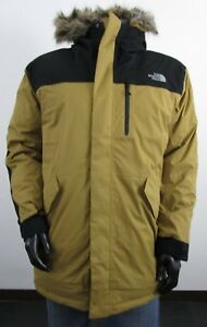 fd0d12171 Mens TNF The North Face Bedford Down Parka Warm Insulated Winter ...