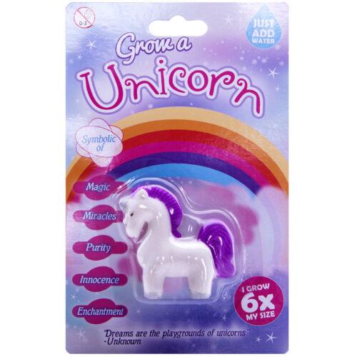 FAR crescere il tuo Pony Unicorno Novità Pet Toy ragazze regalo di Natale Stocking Filler