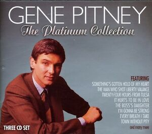 Gene-Pitney-Platinum-Collection-New-CD-Holland-Import