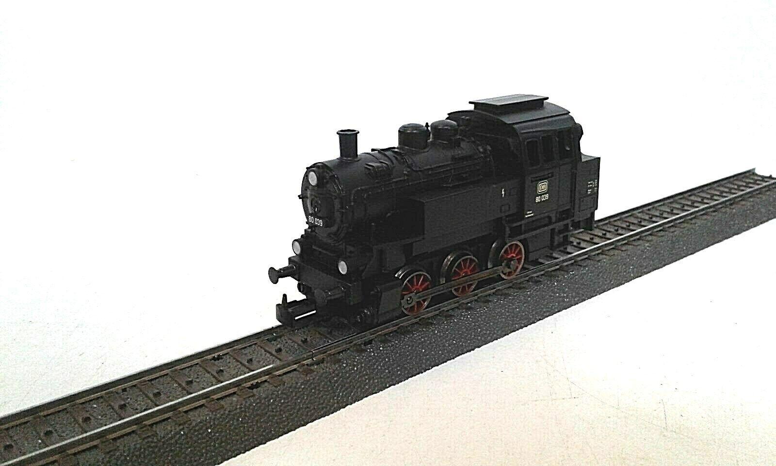 Märklin H0 aus 29144 Dampflok Digital Lok Dampflokomotive Digital Digital Digital BR 80 039 (C)    Online Kaufen  1d045b