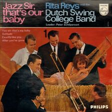 "RITA REYS - Yes Sir, That's Our Baby -1 (1963 DUTCH JAZZ EP 7"")"