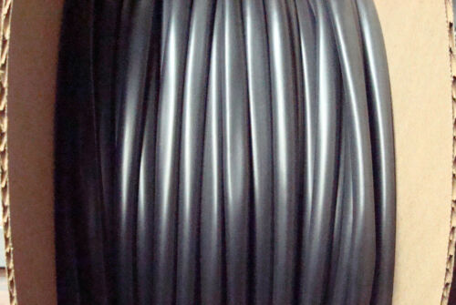 """Glow in the Dark Black and other 3//8/"""" ID Heat Shrink PVC Tubing"""