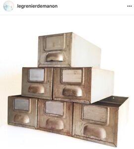 casier industriel annonces d 39 achats et de ventes les meilleurs prix. Black Bedroom Furniture Sets. Home Design Ideas