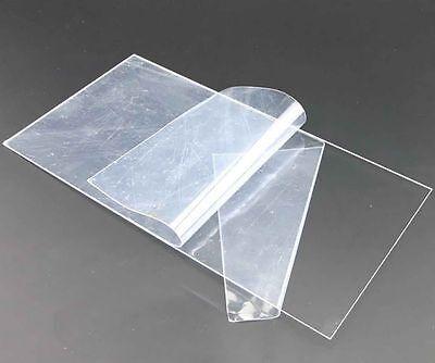 ".020 x 4/"" x 6/"" PETG Cover Clear Sheet Plastic photo 12 pcs Poster"