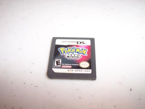 1 of 1 - Pokemon Pearl Version (Nintendo DS) Lite DSi XL 3DS 2DS Game