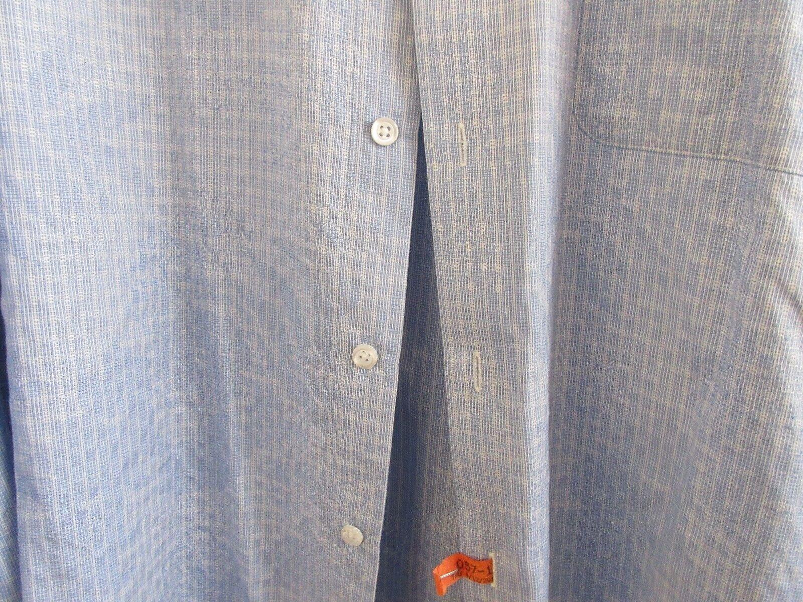 Tommy Bahama , Men's Long Sleeve Shirt , XL/TG ,80% Cot