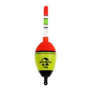 2pcs Fishing Floats Buoy Bobber Luminous Stick Float for Sea Rock Fishing