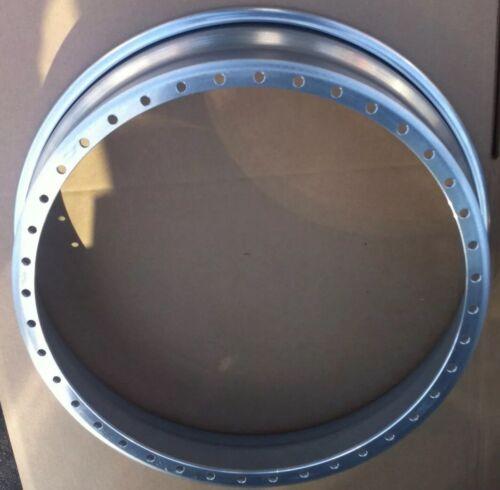 """20/""""x 3/""""Outer Step Lip Rolled Chrome fits all 3pc Wheel Hre,Asanti,,gfg.Mht,Adv1"""