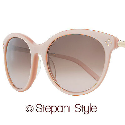 73ae13e5bddc Chloe Oval Sunglasses CE641S 290 Nude Rose 641