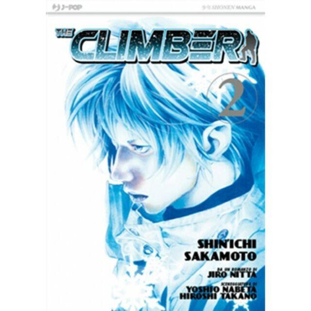 The Climber N° 2 - Jpop Manga - Edizioni BD - ITALIANO NUOVO #MYCOMICS