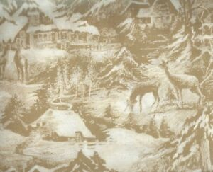 Snowy-Eve-wildlife-scenic-toile-Moda-fabric