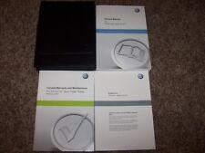 2012 Volkswagen VW GTI Factory Owner Owner's User Guide Manual 2.0L 4 Cylinder
