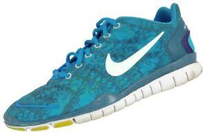 Nike Free TR Fit 2 Print Womens Training Shoes 524893 400