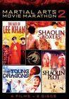 Martial Arts Movie Marathon 2 Region 1 DVD UK Despatch